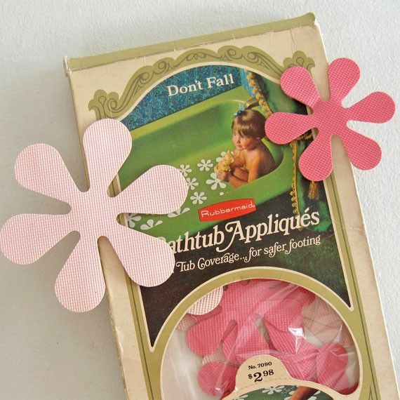 remember these in your bathtub when you were a kid?