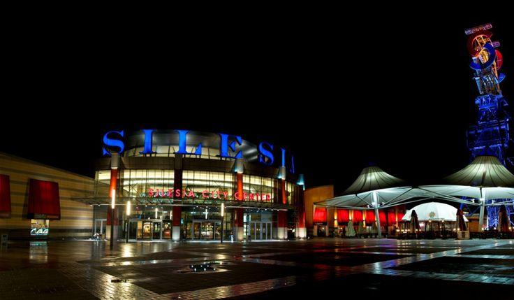 Silesia City Center, Shopping Mall, Katowice-Poland