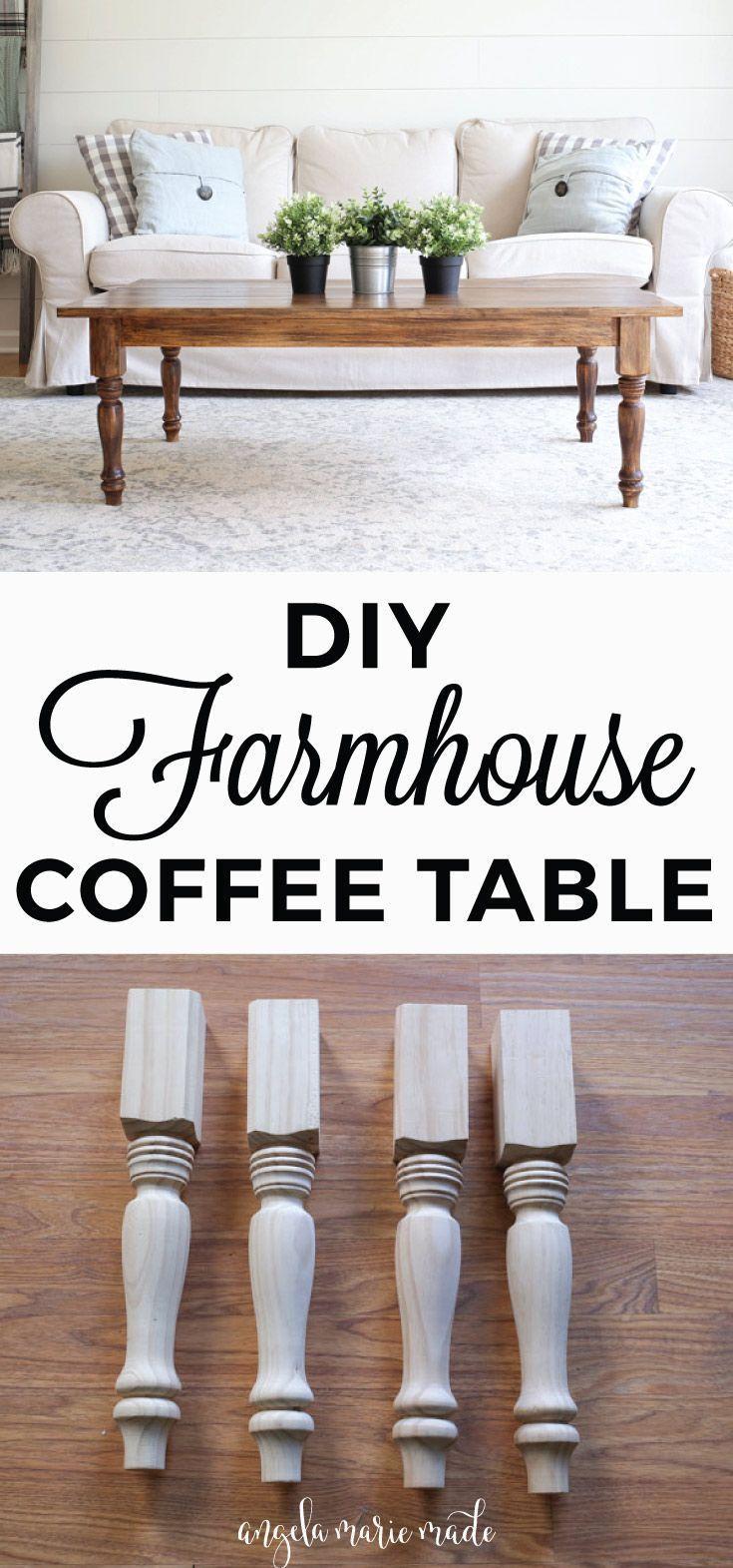 Diy Farmhouse Coffee Table Diy Farmhouse Coffee Table Coffee Table Farmhouse Diy Garden Table
