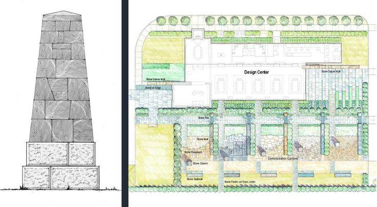 33 best estate plans images on pinterest landscape for Nelson byrd woltz landscape architects