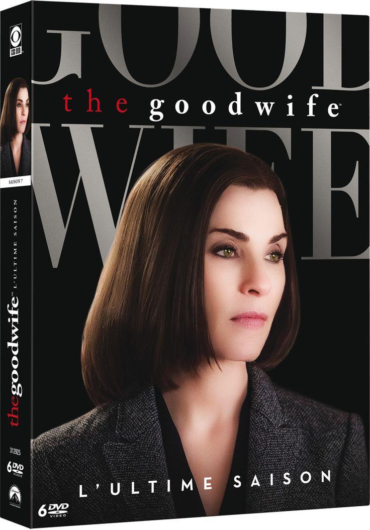 Nouveau concours: #THEGOODWIFE SAISON 7 2 Coffrets 6 DVD à gagner https://leschroniquesdecliffhanger.com/2017/09/05/the-good-wife-saison-7-concours-2-coffrets-6-dvd-a-gagner/