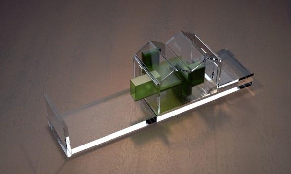 Architecture Republic | The Plastic House | 2009