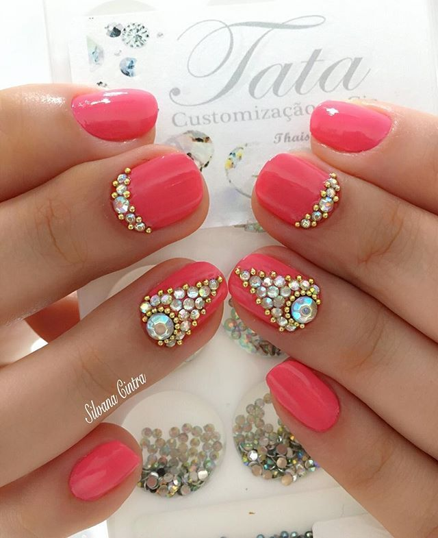 WEBSTA @ silvana_cintra - www.tatacustomizaçãoecia.com.br.Pedrarias @tata_customizacao_e_cia.Unhas da linda Dani Berthi.Pedrarias disponíveis no site!!!. #unhas #unhasdecoradas #francesinha #clubedaspeliculas #unhascute #nails #nailswag #instadeunhas #instaunhasdeprincesa #insta #instagram #esmaltebonito #esmaltercor #esmalte #unhasdeprincesa  #unhasdelicadas #peliculas #unhaslindas #pimentacute #cute #blog #blogdarosane #boraesmaltar #kamillapeliculas #tatacustomizacao