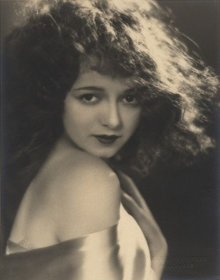 Janet Gaynor, 1920s, photo by Melbourne Spurr