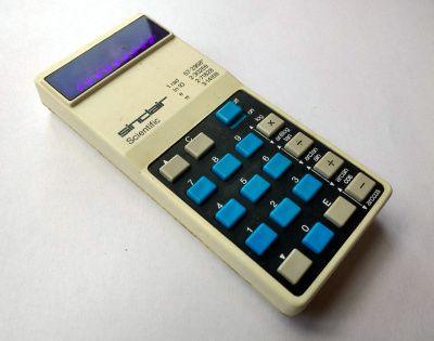 Teardown With A Twist: 1975 Sinclair Scientific Calculator