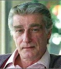 "Richard Mulligan -- (11/13/1932-9/26/2000). American Television & Film Actor. He portrayed Burt Campbell on TV Series ""Soap"", Dr. Harry Weston on ""Empty Nest"" & ""The Golden Girls"". Movies -- ""S.O.B."" as Felix Farmer, ""Meatballs Part II"" as Coach Giddy, ""Doin' Time"" as Mongo Mitchell, ""Teachers"" as Herbert Gower, ""Little Big Man"" as Gen. George Armstrong Custer, ""Jealousy"" as Merrill Forsyth, ""Trail of the Pink Panther"" as Clouseau's Father. He died of Colorectal Cancer in his home, age 67."