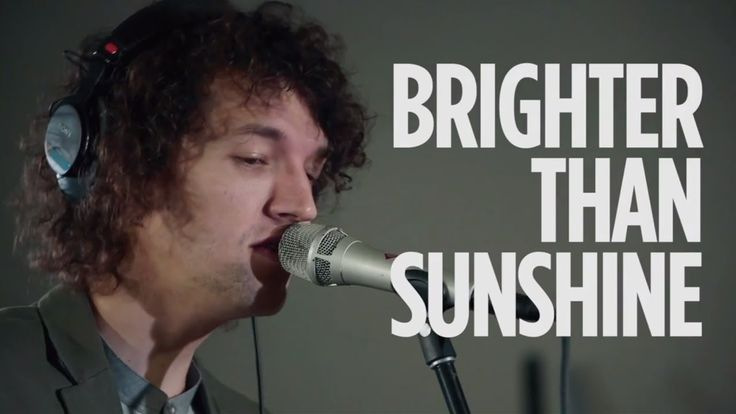 """for King & Country """"Brighter Than Sunshine"""" Aqualung Cover // SiriusXM <<< AMAZING I LOVE THESE GUYS SO MUCH"""