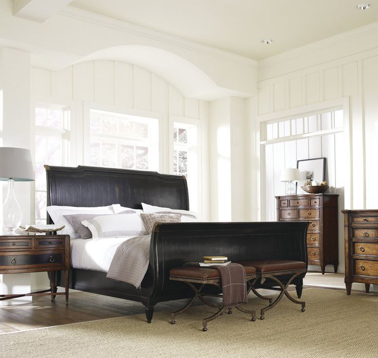 great art deco master bedroom %E2%80%93 by ace   49 best images about Antique bed on Pinterest