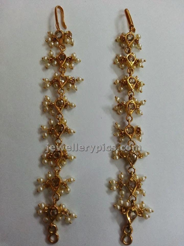 matilu or ear chains