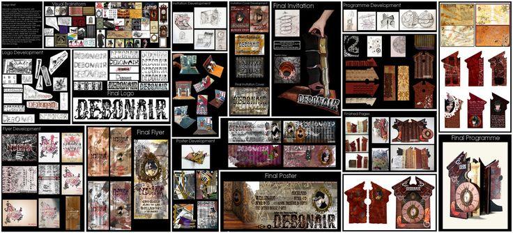 2009 Design boards