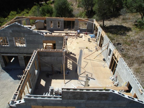 87 best icf homes images on pinterest insulated concrete for Insulated concrete form construction