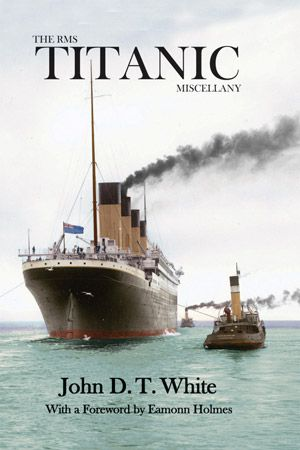 Painstakingly researched and sprinkled with entries covering Titanic memorabilia, The RMS Titanic Miscellany – now available in paperback – will bring hours of reading pleasure to everyone who is intrigued with the enormity, grandeur, and mystique associated with the Titanic.