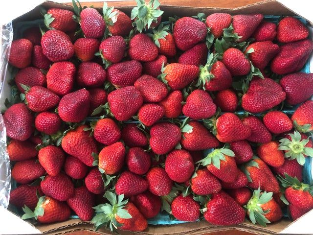 Bought Some Strawberries Today Pics One Word Art Strawberry Pics