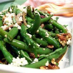 Green Bean and Pecan Salad @ allrecipes.com.au