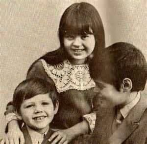 Jimmy,. Marie and Donny