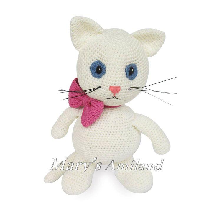 Matilda Cat The Ami -Amigurumi crochet | Craftsy
