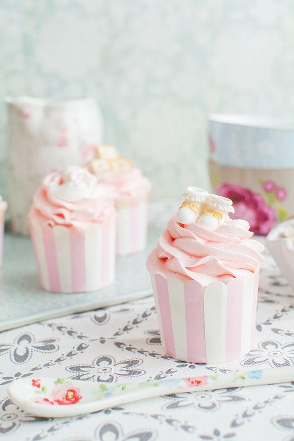 Vídeo-receta: cupcakes de nube