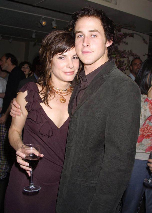 Ryan and Sandra Bullock