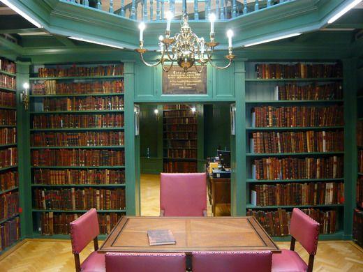 Biblioteca Ets Haim – Amsterdam, Netherlands - Atlas Obscura