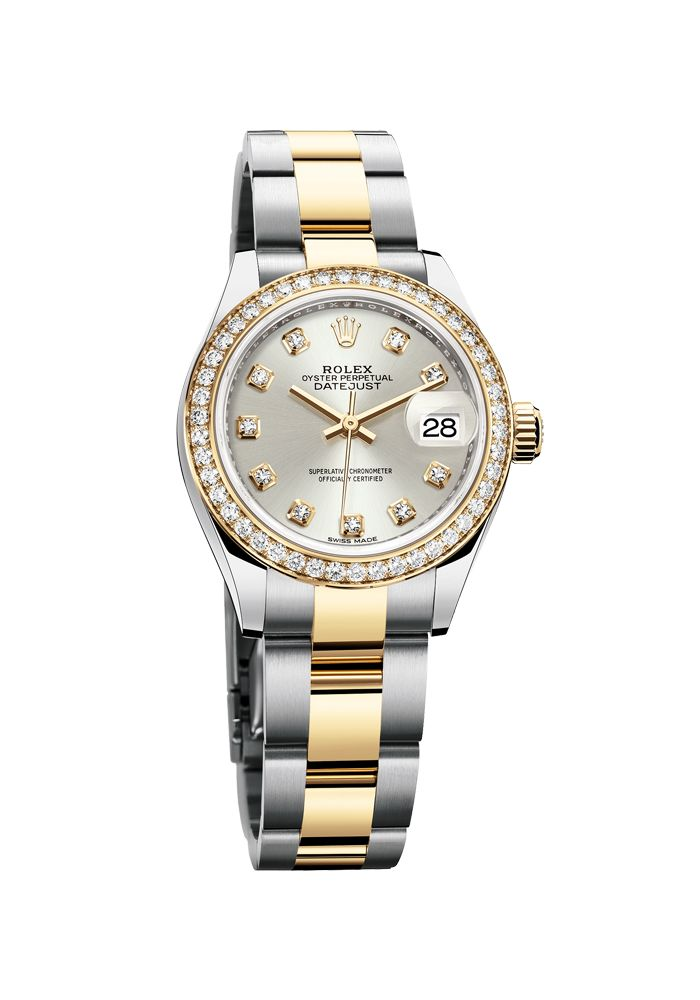 Oyster Perpetual Lady-Datejust 28