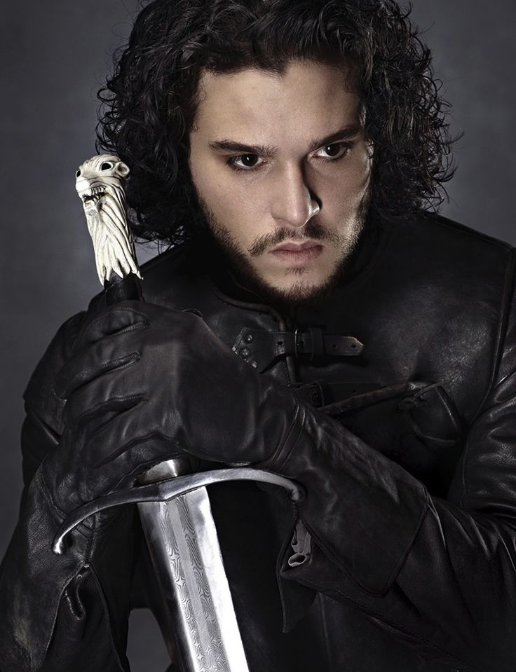 kit haringtone as jon - photo #1