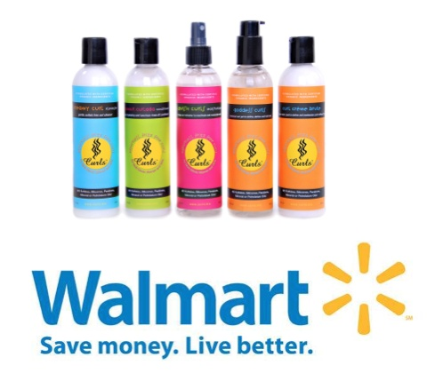 CURListas, find your Walmart location for your CURLS product!
