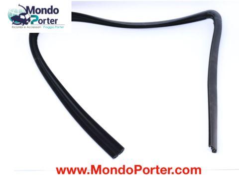 Guarnizione Rasa-vetro  Completa  Sportello Sinistra Piaggio Porter
