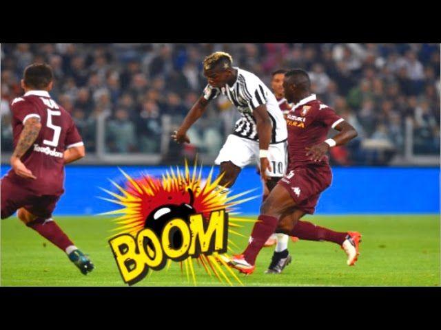 """Paul Pogba:""""Pogboom"""" vídeo con sus mejores jugadas 2015/16"""