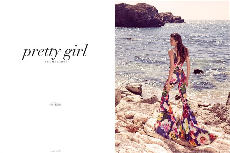 TIBI CLENCI - PRETTY GIRL Summer 2013 - STEFANIA IVANESCU copyright by Tibi Clenci