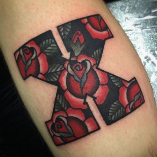 sellyourseconds: Thanks Maurice! ❌❌❌ #tattooapprentice #straightedge #sxe…