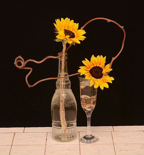 Bud vases can be a wonderful way to add cheer to the home and office. They are an affordable luxury that can make us feel better in the darkest days of winter. We shared some fun ideas in part one …