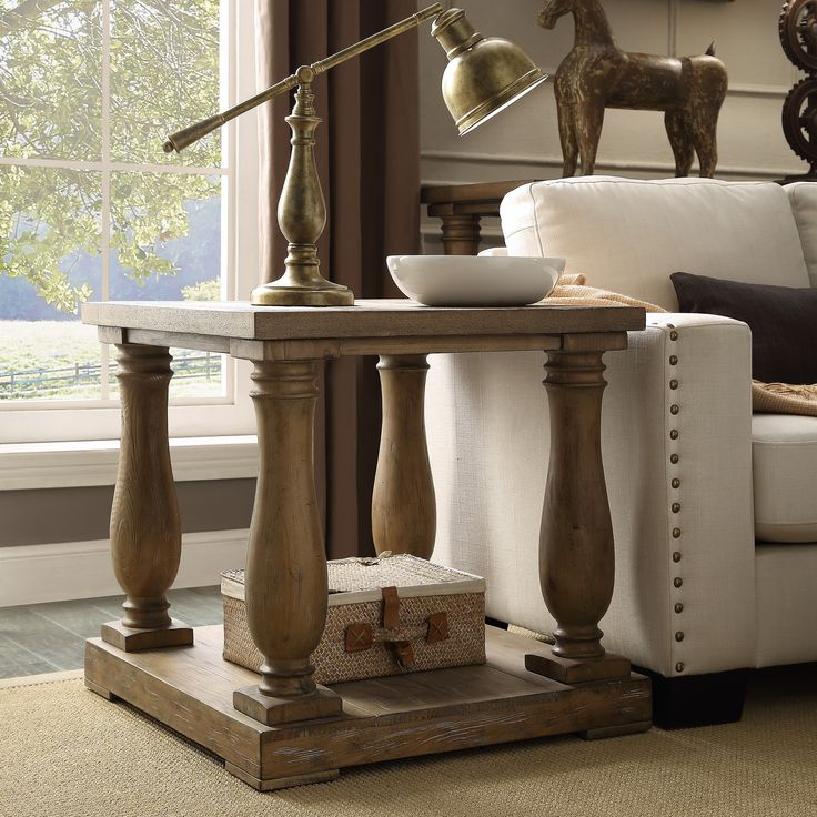 1000 Ideas About Rustic End Tables On Pinterest: 1000+ Ideas About Sofa End Tables On Pinterest