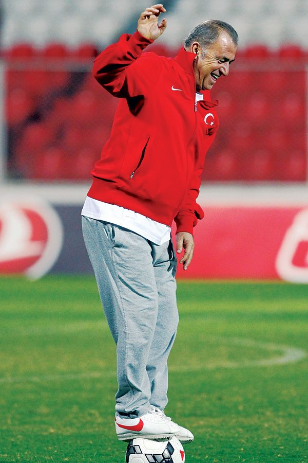 """#FatihTerim the man """"for whom nothing is impossible"""""""