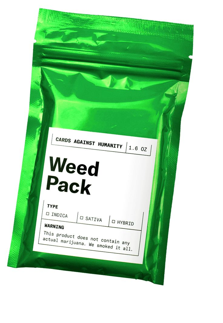 "Cards Against Humanity has released a new expansion pack to their classic game called the ""Weed Pack.""  All proceeds from the sales of the pack are donated to MPP! #love #hrblife #highlife #vape #vaporizers"