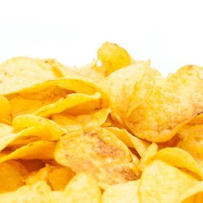 Super Crunchy Homemade Kettle Chips