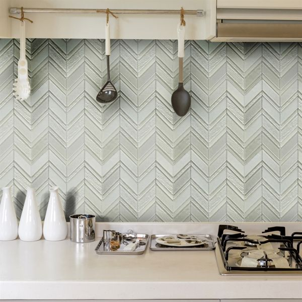 wall tiles mosaic glass