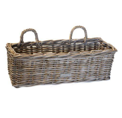 Grey Cottage Woven Storage Bins: 17 Best Ideas About Hanging Basket Storage On Pinterest