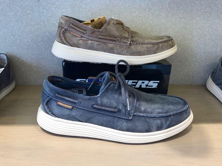 Skechers Hombre. Varios colores y tallas disponibles. Perfectas para la temporada por su frescura.