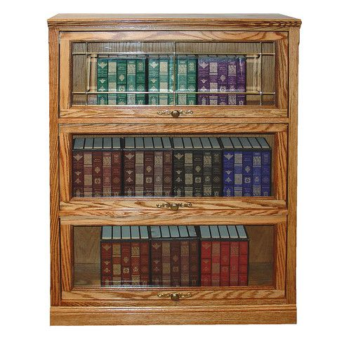 """Found it at Wayfair - Lawyers 49"""" Barrister Bookcase"""