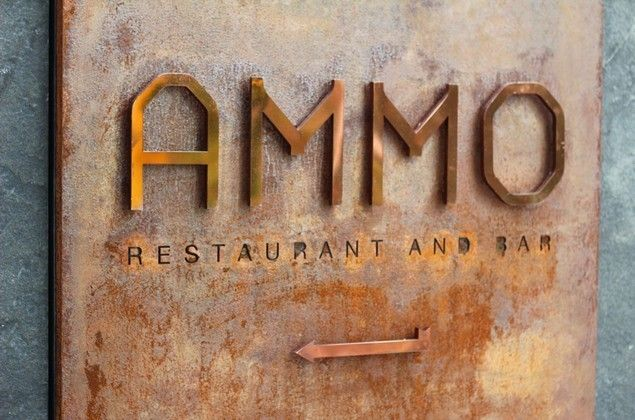 In this article, we present you AMMO, the amazing Restaurant project by the award-winning interior design firm with a reputation for luxury interior design .