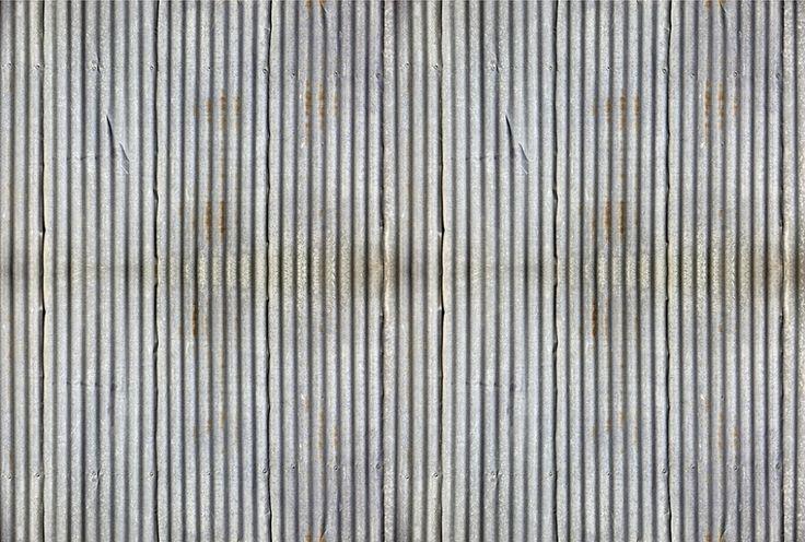 Tôle Ondulée - Poster digital Architects Paper