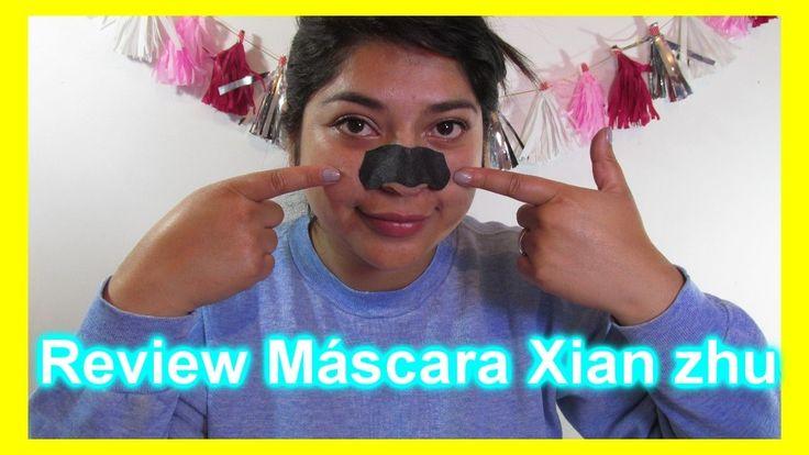 Reseña máscara Xian Zhu para puntos negros / Review - Bichito meikat