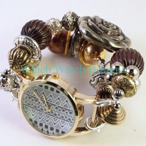 Mixed Metals Watch Band - Which Watch Designs