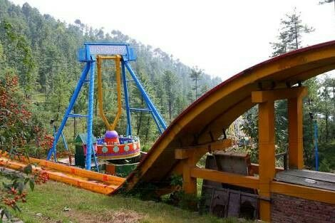 Sozo water park, Murree, Pakistan.