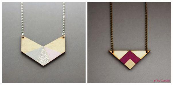 bijoux geometrique  | Le 1er guide shopping de Bijoux & Montres
