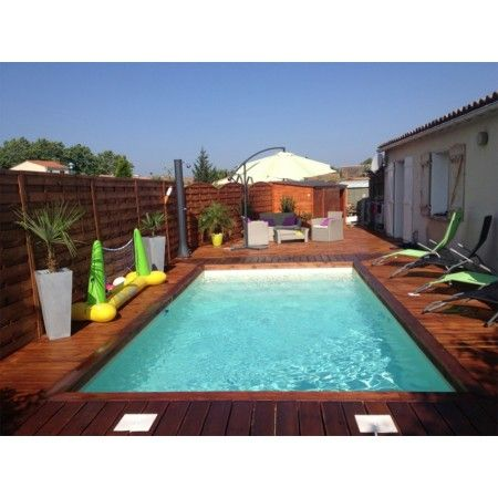 25 best ideas about piscine 10m2 on pinterest for Prix piscine 10m2