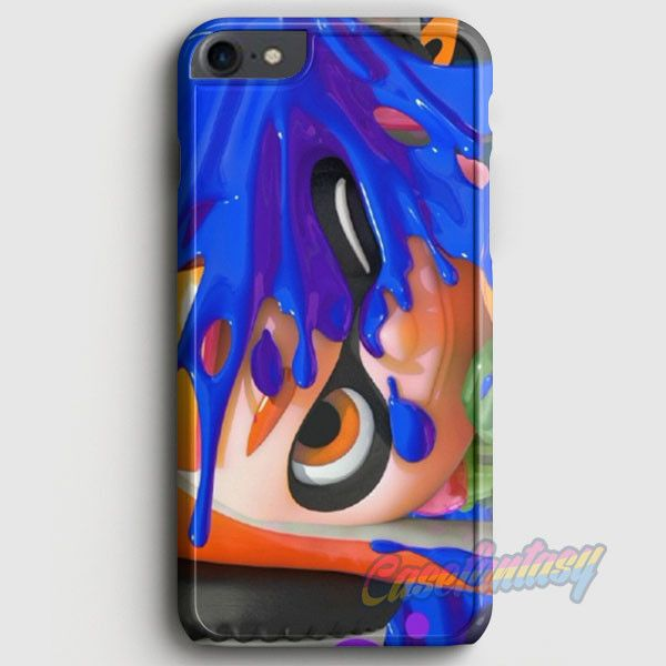 Splatoon Game Nintendo iPhone 7 Case   casefantasy