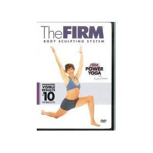 The FIRM Power Yoga | Pure Yoga DVD