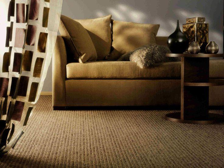 Moqueta de lana y sisal, ¡preciosa! www.tarimasdelmundo.com