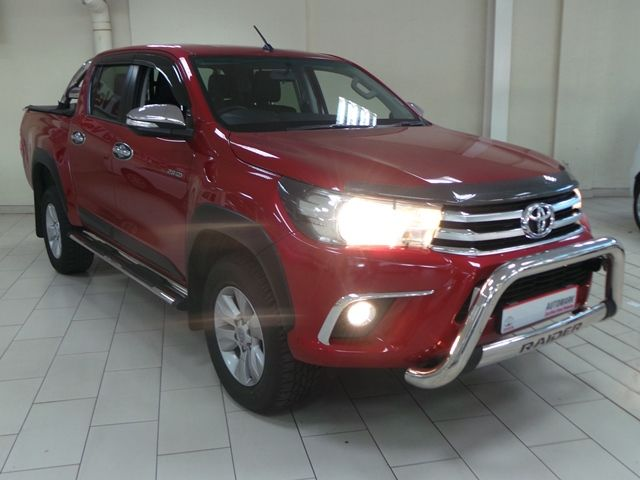 Automark special: 2016 Toyota Hilux 2.8 GD-6 Raised Body Raider Double Cab A/T…